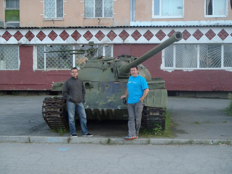 Magadan Tank