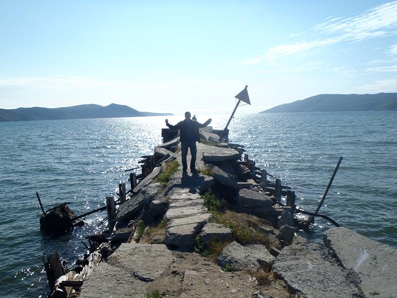 Magadan Pier