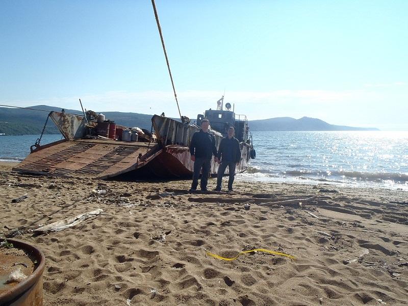 Magadan Landing Craft