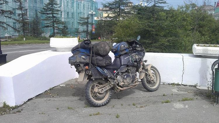 truimphil Magadan