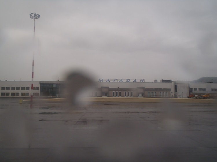 Magadan airport
