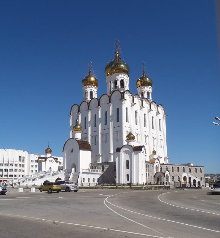 Magadan Church